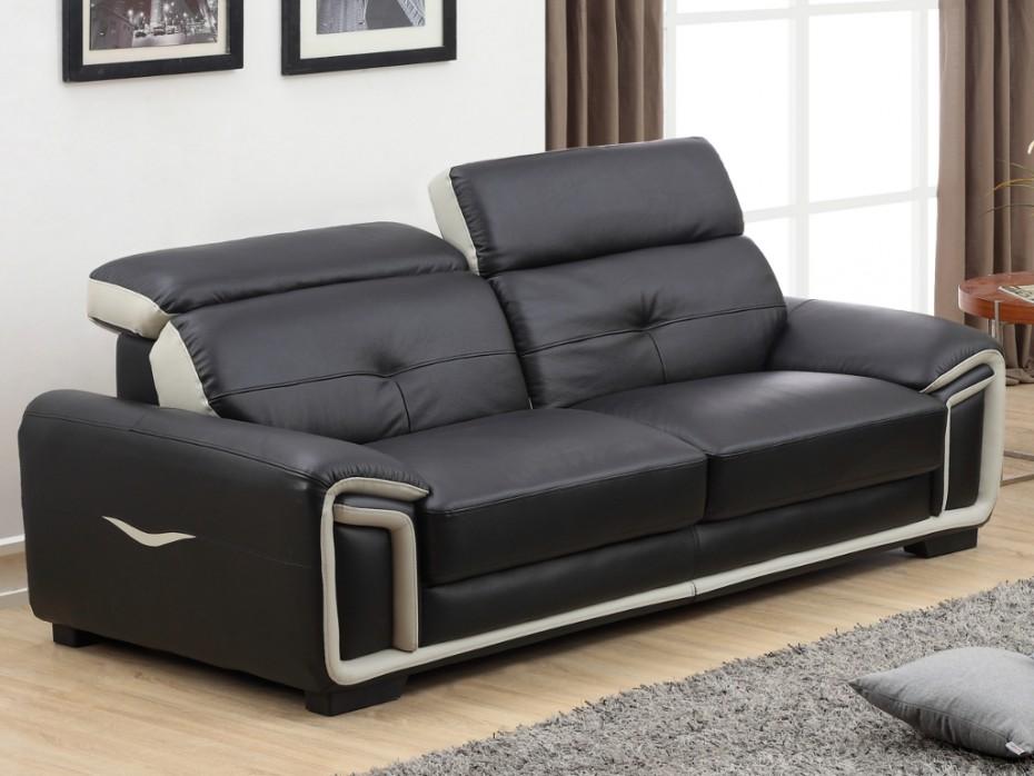 Les pour et contre d'un canapé en cuir