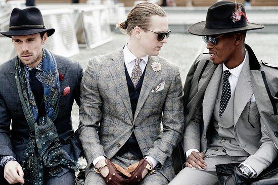 Quelques règles simples pour acheter le costume parfaite